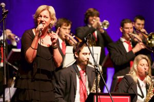 Annika Klar - IKS Big Band